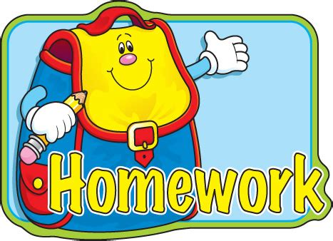 No homework policy related literature