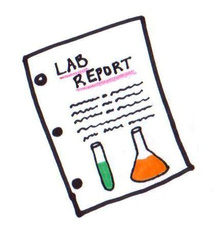 Scientific report abstract writing